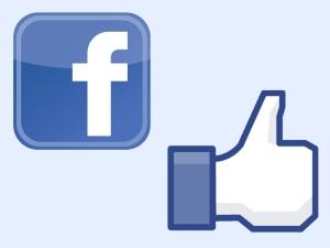 facebook primeira página